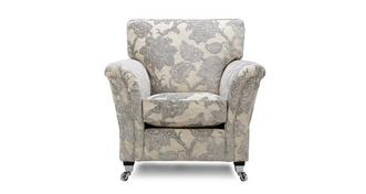 Shackleton Floral Armchair