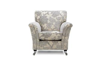 Bloem patroon Fauteuil Shackleton Floral