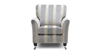 Shackleton Streep Accent fauteuil