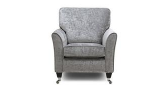Shackleton Velvet Accent Chair
