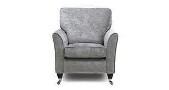 Shackleton Velvet Accent Chair