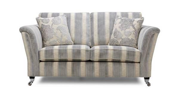 Shackleton Stripe 2 Seater Sofa