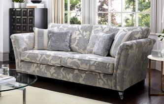 Shackleton Floral 4 Seater Sofa Shackleton Floral