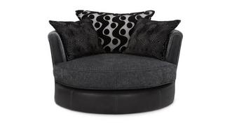 Shannon Cuddler Swivel Chair