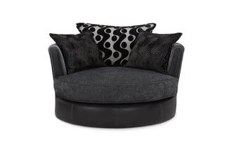 Cuddler Swivel Chair
