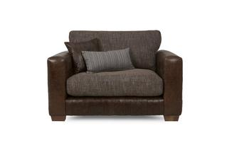 Cuddler Sofa Shelburne