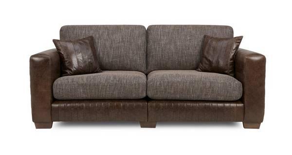 Shelburne 3 Seater Split Formal Back Sofa