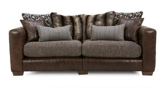 Shelburne 3 Seater Split Pillow Back Sofa