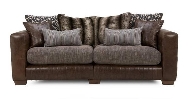 Shelburne 3 Seater Split Pillow Back Sofa