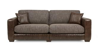 Shelburne 4 Seater Split Formal Back Sofa