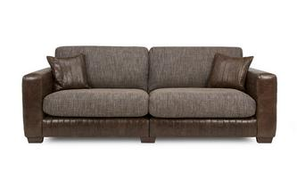 4 Seater Split Formal Back Sofa Shelburne
