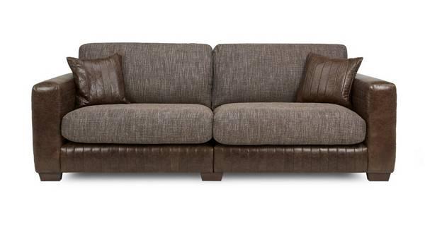 Shelburne 4 Seater Split Formal Back Sofa