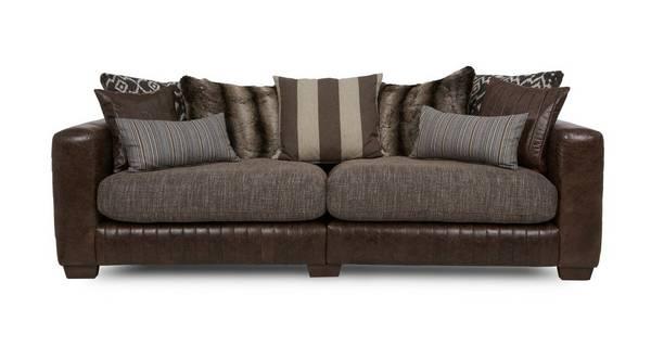 Shelburne 4 Seater Split Pillow Back Sofa