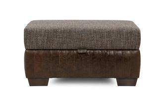 Storage Footstool Shelburne