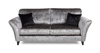Shine 3 Seater Formal Back Sofa