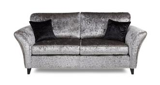 Shine 3 Seater Formal Back Deluxe Sofabed