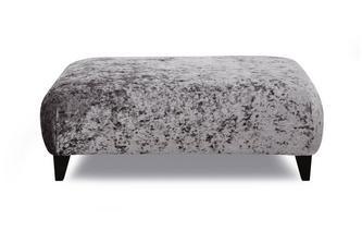 Large Footstool Krystal