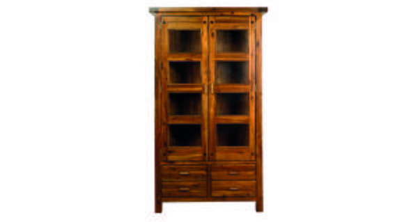 Shiraz Glass Display Cabinet