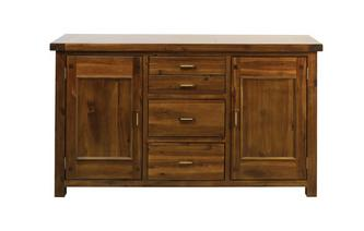 Large Sideboard Shiraz Acacia