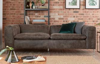 Shivani 3 Seater Sofa Grand Outback