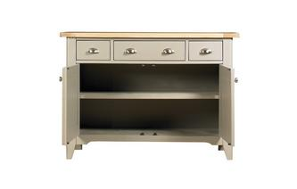 Shore Sideboard with 2 Doors and 3 Drawers Shore