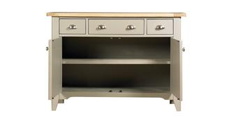 Shore Sideboard with 2 Doors and 3 Drawers