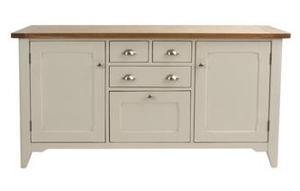 Sideboard with 3 Doors and 3 Drawers