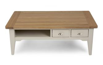 Storage Coffee Table Shore