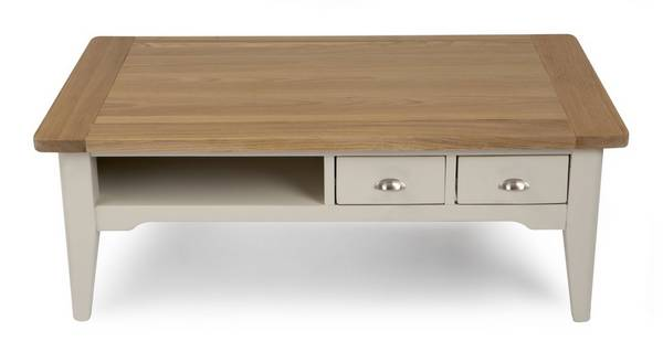 Shore Storage Coffee Table
