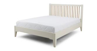 Shore Bedroom Double (4ft 6) Bedframe