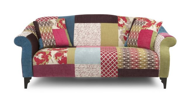 Patchwork sofas for Patchwork couch