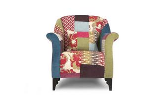 Armchair Shout Patchwork