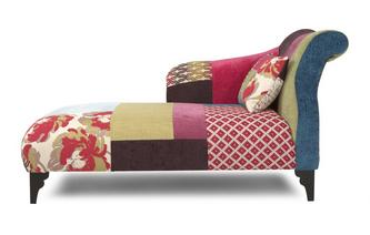 Linkszijdige Chaise Longue Shout Patchwork