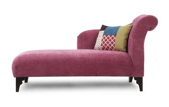 Left Hand Facing Chaise Longue