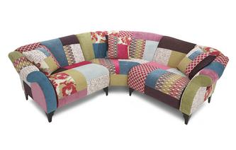 3 Piece Corner Shout Patchwork