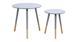 Sid Set of 2 Tables