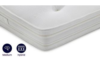 Silk Latex Memory Mattress Double (4 ft 6) Mattress Silk Latex