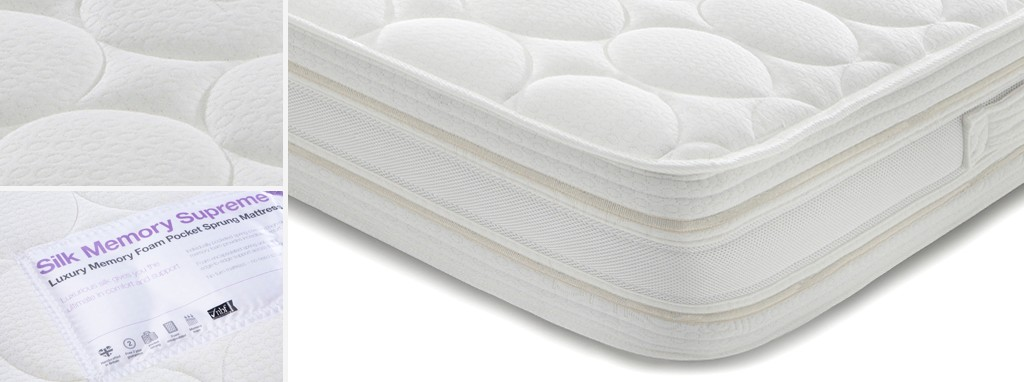 Silk Memory Supreme Mattress