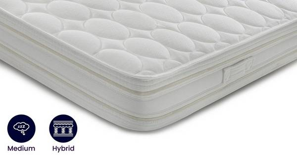 Silk Memory Supreme Mattress Single (3 ft) Mattress