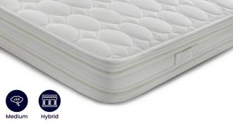 Silk Memory Supreme Mattress Double (4 ft 6) Mattress