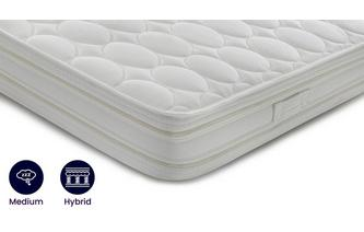 Double (4 ft 6) Mattress Silk Memory