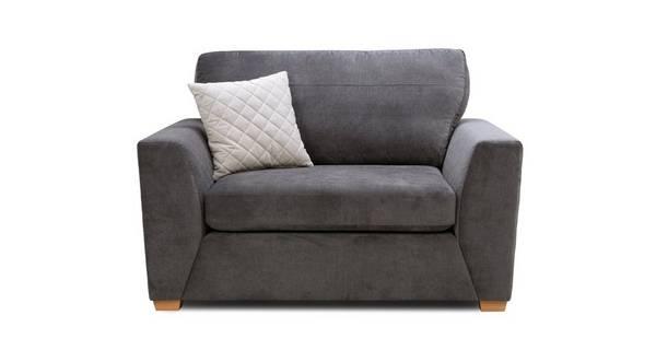 Sinatra Cuddler Sofa