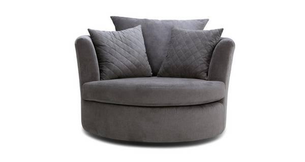 Sinatra Large Swivel Chair