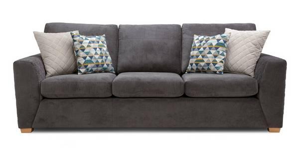 Sinatra 4 Seater Sofa