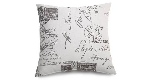 Skill Pattern Scatter Cushion