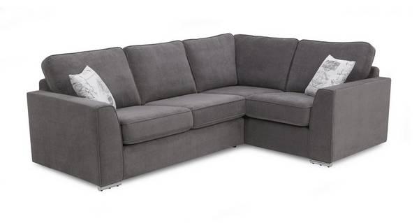 Skill Left Hand Facing Corner Sofa Bed