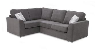 Skill Right Hand Facing Corner Sofa Bed