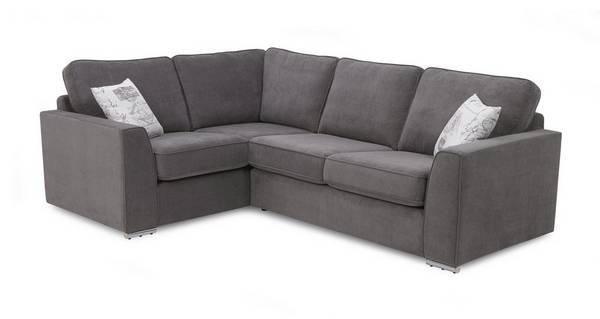 Skill Right Hand Facing Corner Sofa Bed