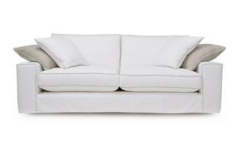 4 Seater Sofa Slate