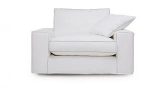 Slate Cuddler Chair
